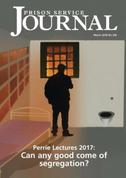 Prison Service Journal: 236 | Centre for Crime and Justice