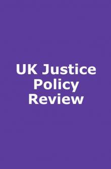 Criminal Justice princeton review major